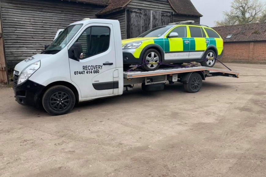 How to Choose a Trustworthy Towing Company in London